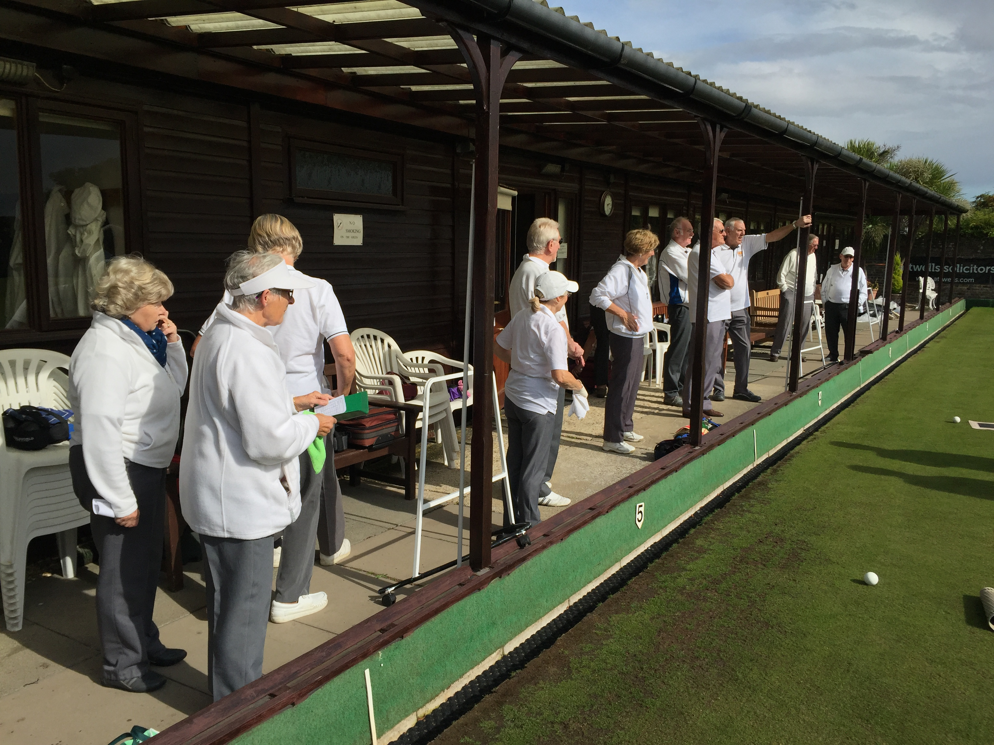 Group bowls day 2017