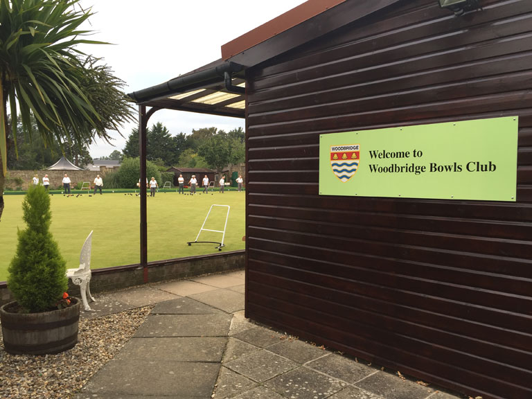 Welcome to Woodbridge Bowls Club